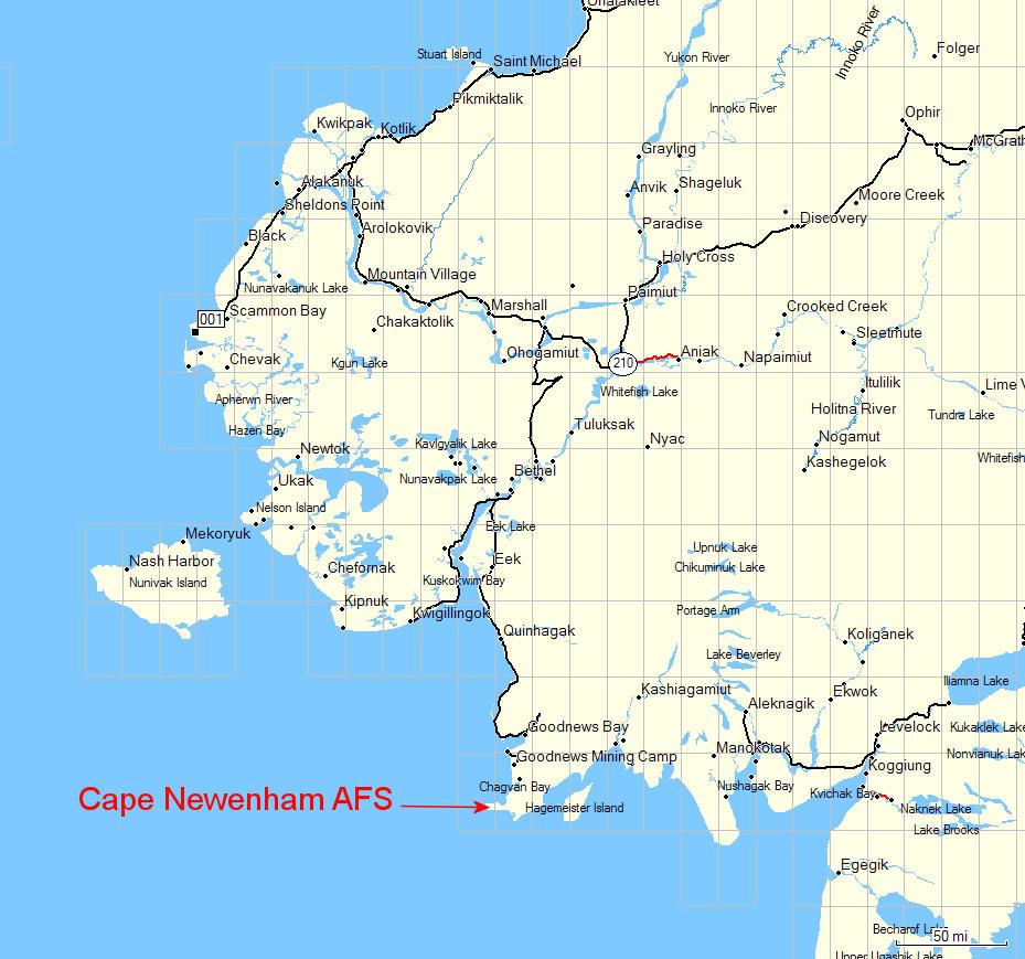 Cape Newenham AFS