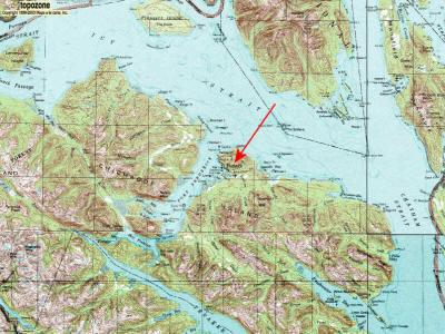 Huna Alaska Map.Hoonah Alaska Map Www Picturesso Com