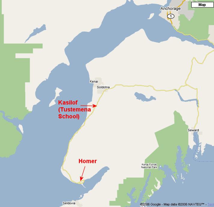 Tustumena Ski Trails on manley hot springs map, cordova map, eielson afb map, new stuyahok map, holy cross map, marshall map, yakutat map, adak map, king salmon map, talkeetna map, mountain village map, nome map, anchorage map, homer map, big lake map, whittier map, wainwright map, tustumena lake map, sitka map, st. paul island map,